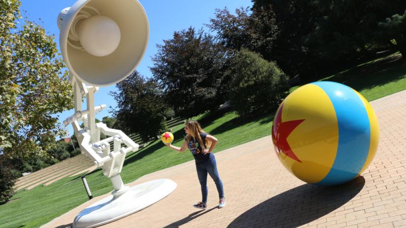 Pixar : Dans les coulisses de ma visite des studios !