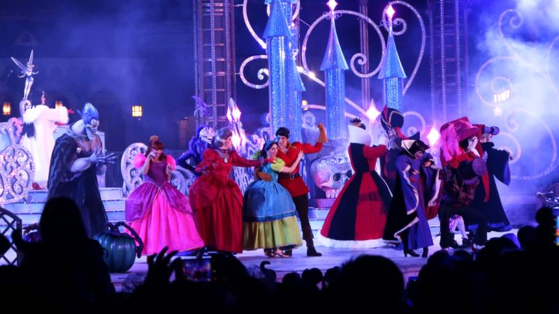 Soirée d'Halloween à Disneyland Paris 2017, mon avis