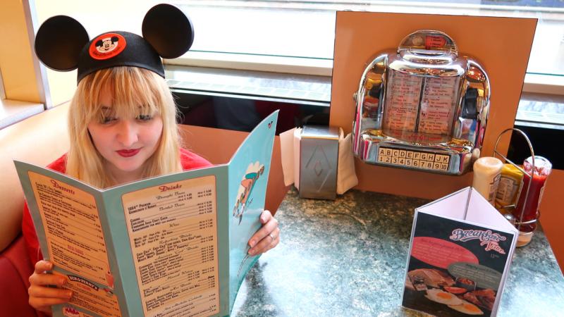 Annette's Dinner, les meilleurs hamburgers de Disneyland Paris ?