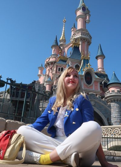 Disneybound, Dapper Day et rencontre avec Leslie Kay à Disneyland Paris !