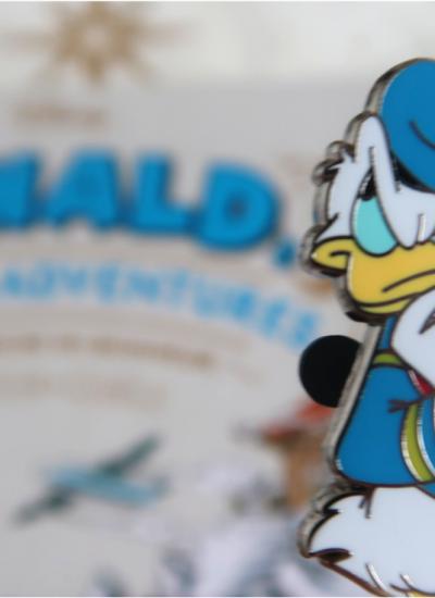 Donald à la recherche du bonheur : Ma première BD Disney !