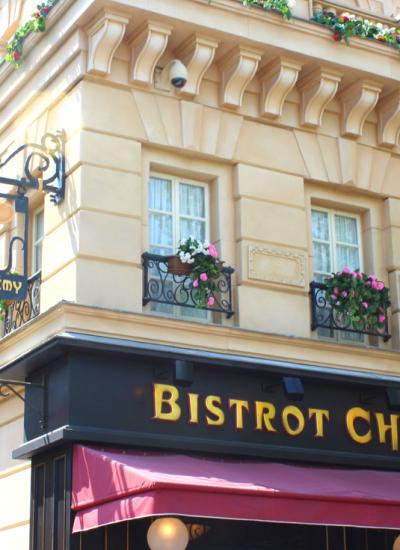 Le Bistrot chez Rémy, mon resto coup de coeur à Disneyland Paris !