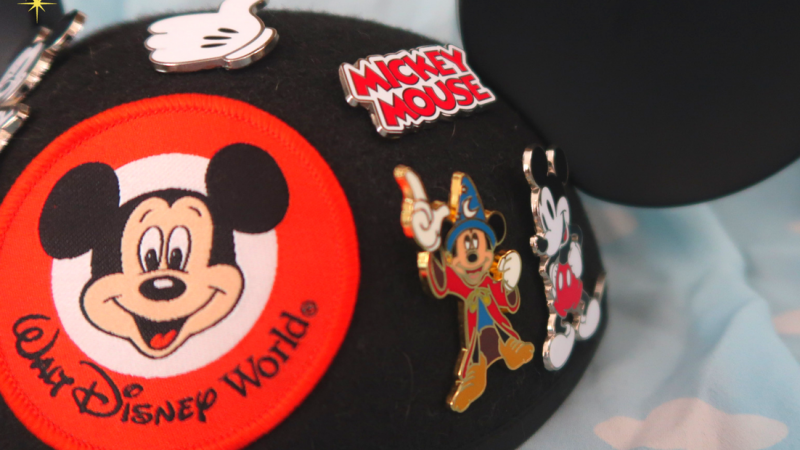 Mes pins Disney #2 – Big update de ma collection !