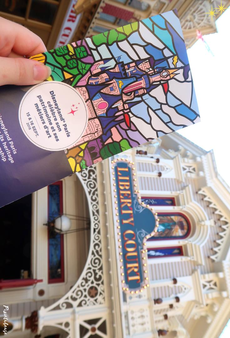 Les journées du patrimoine à Disneyland Paris : Ce qui vous attend les 15 et 16 septembre 2018