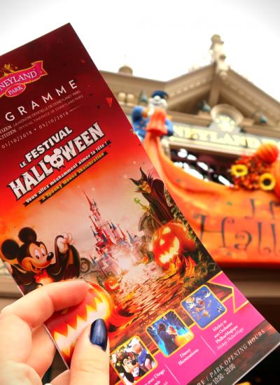 Halloween 2018 à Disneyland Paris, une véritable saison coup de coeur !