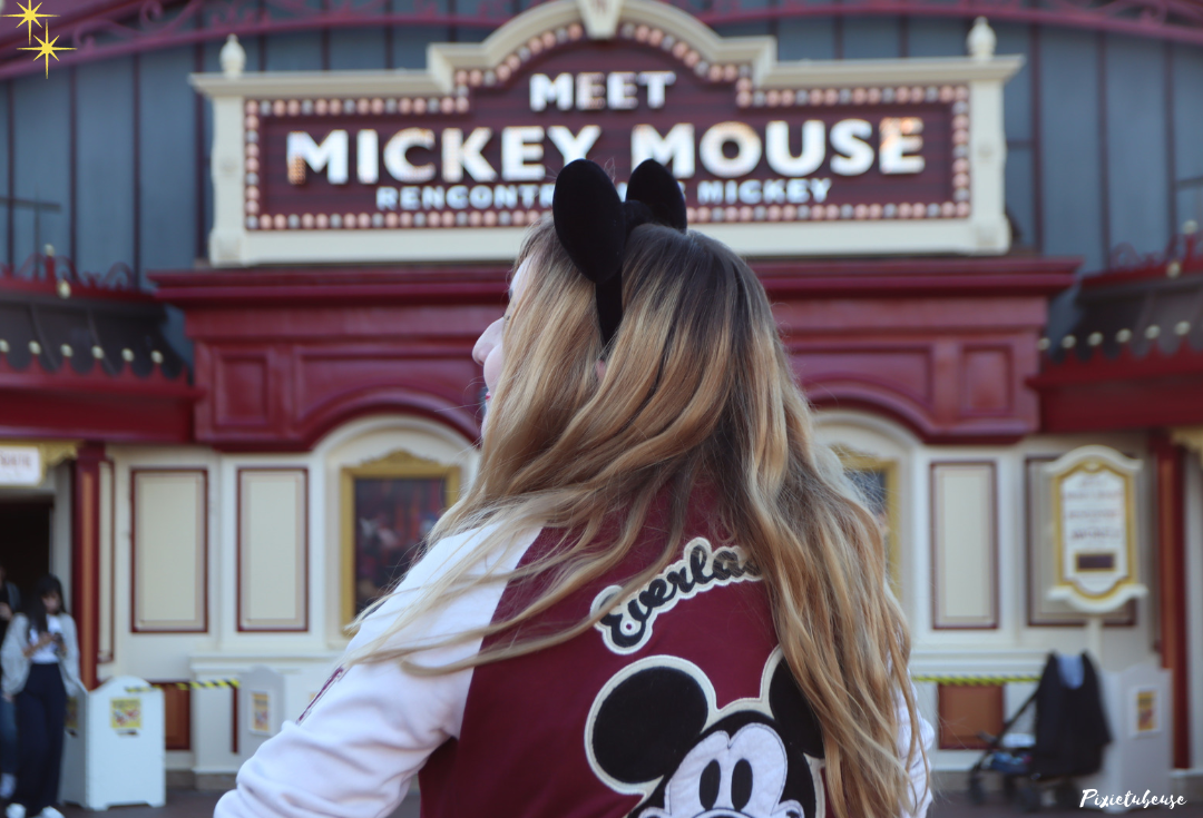 Un petit mickeybounding ? Look Disneybound Mickey