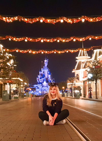 Disneyland Paris de nuit – Mes plus belles photos d'Halloween 2018 !