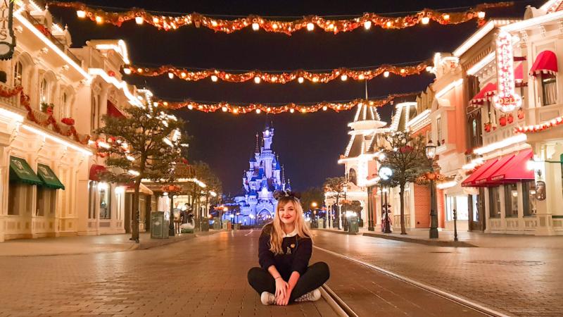 Disneyland Paris de nuit – Mes plus belles photos d'Halloween 2018 !