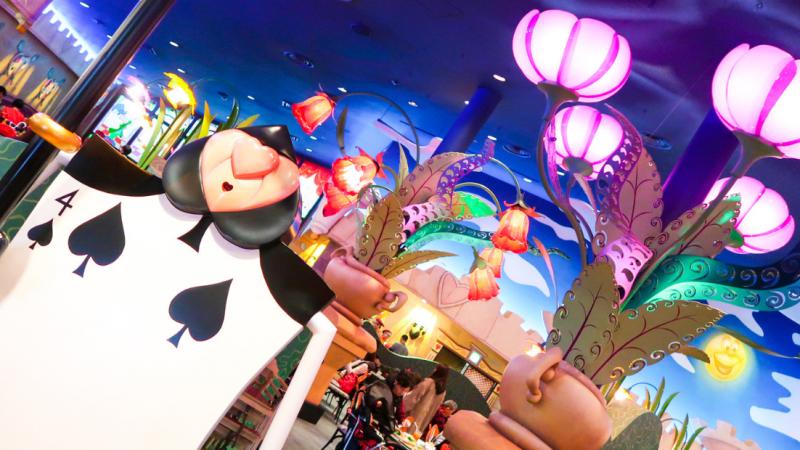 Queen of Hearts Banquet Hall – Mon seul restaurant testé à Tokyo Disneyland !