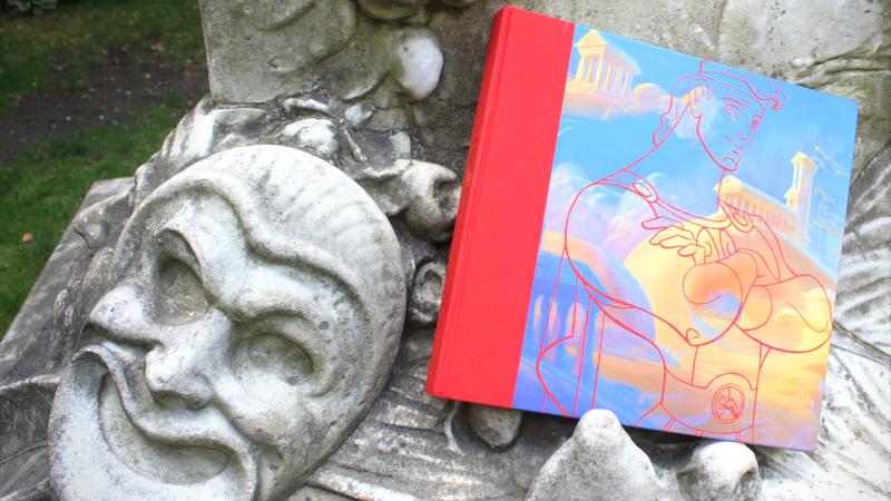 The Art of Hercules, un livre bijou à découvrir absolument ?