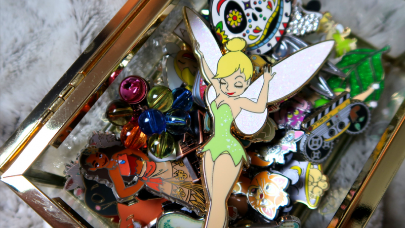 Mes pins Disney – Collection #1