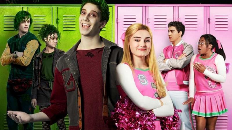 Z-O-M-B-I-E-S, un Disney Channel Original Movie meilleur que Descendants ?